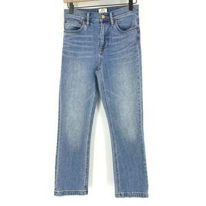 J Crew Jeans Billie Demi Boot Crop